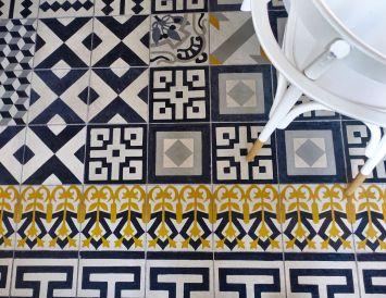 La Coorniche floor tile