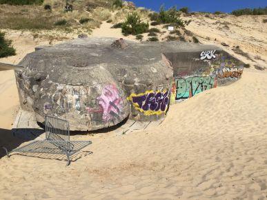 Dune du Pilat WWII bunker