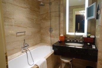 Prague Mandarin Oriental bathroom