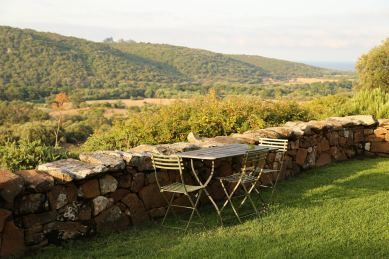 Domaine de Murtoli A Tiria coffee table