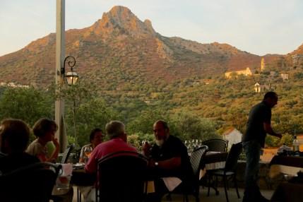 Mandria di Pigna restaurant views