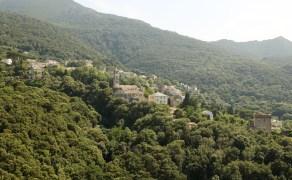 Centuri hilltop town Cap Corse