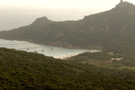 Corsica Roccapina