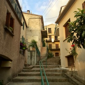 Omessa stairway
