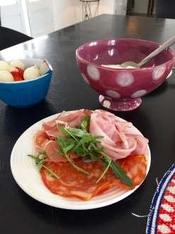 Casa Arte hotel breakfast