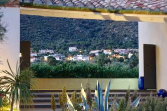 Mas Lazuli houses view