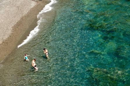 Baix Emporda clear water