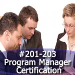 Program Manager Certification