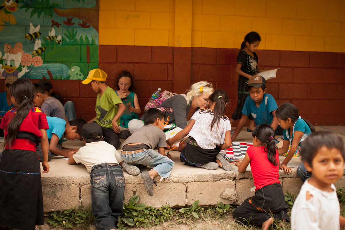Jaibalito, Guatemala - Local School - Vezzani Photography