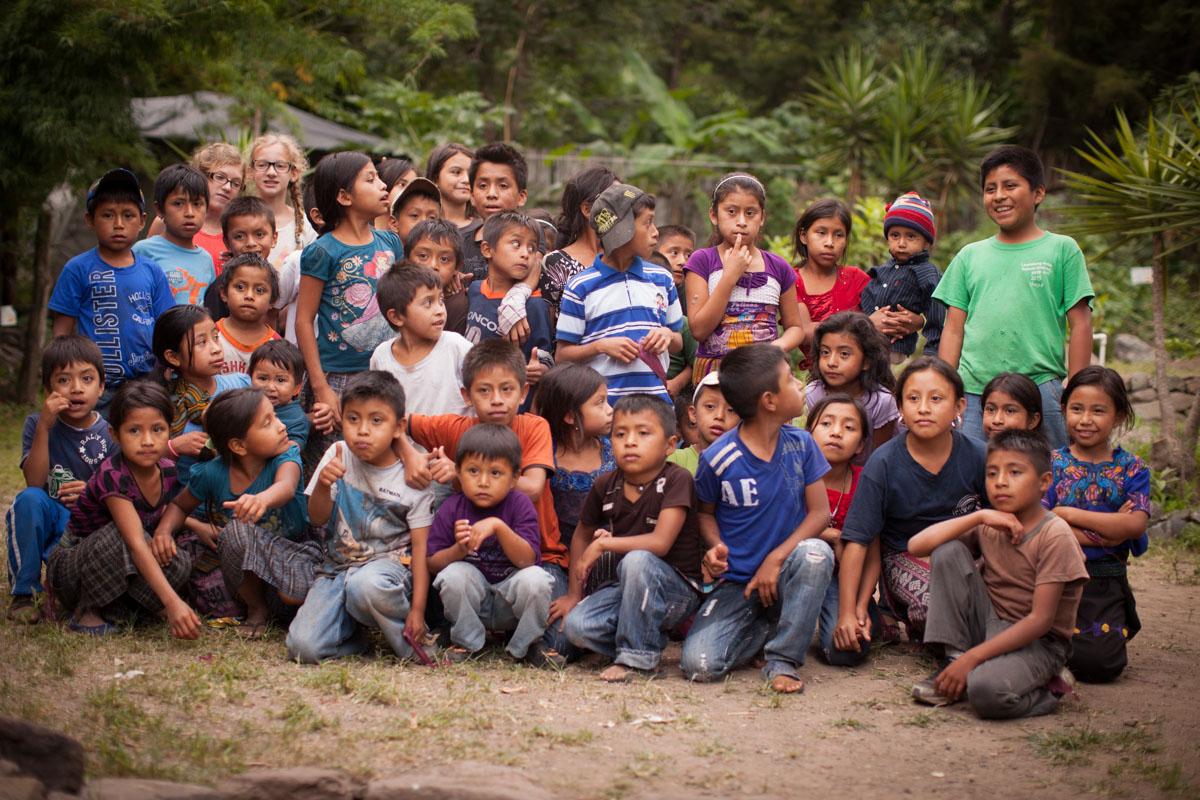 The children of Jaibalito, Guatemala - Vezzani Photography