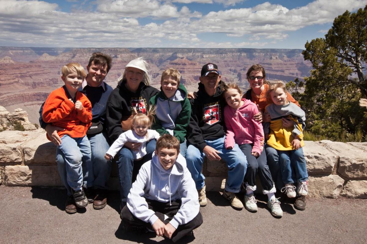 Grand Canyon National Park, Arizona #vezzaniphotography