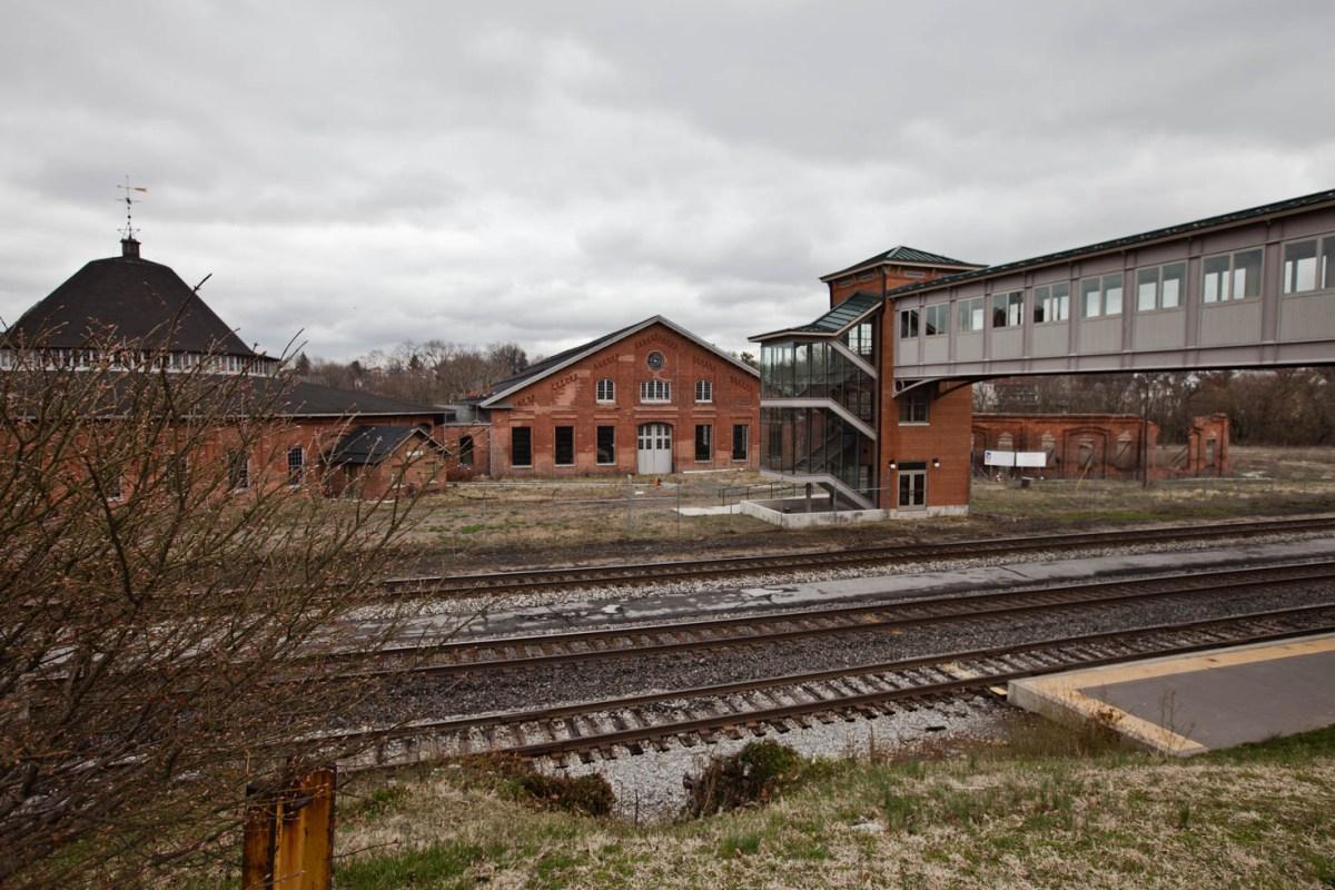 Old Civil War Train Station Vezzani Photography