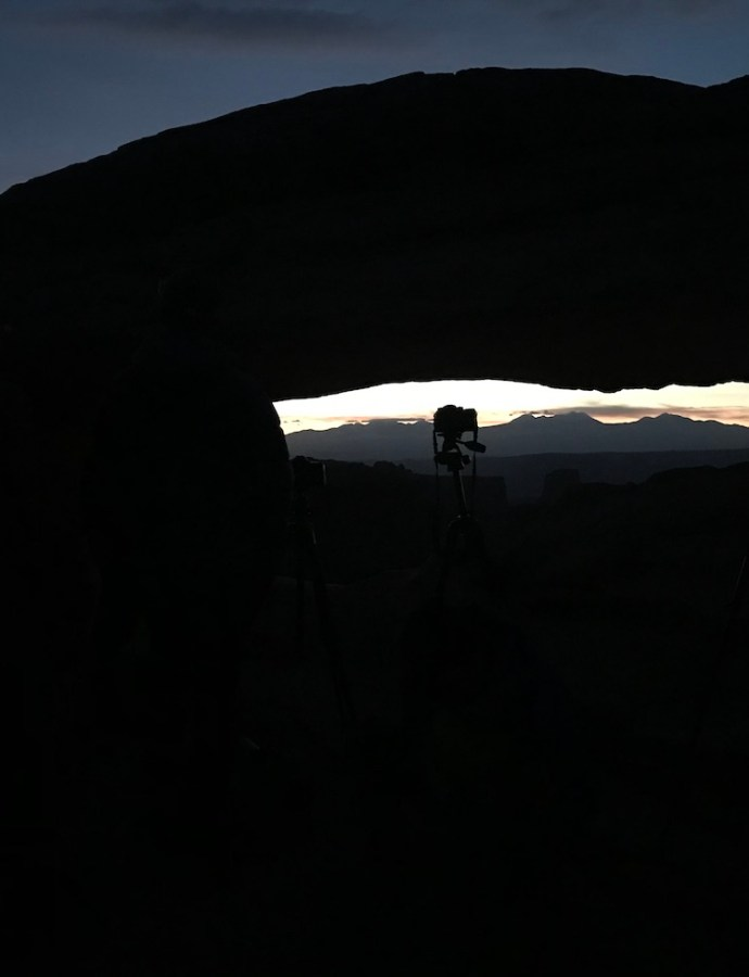 How to Find Mesa Arch at Canyonlands National Park in the Dark
