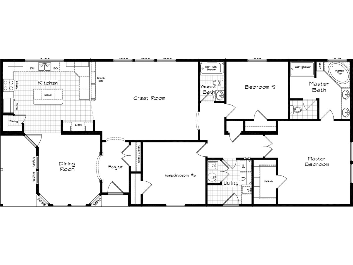 Westwind Homes In Twin Falls Id