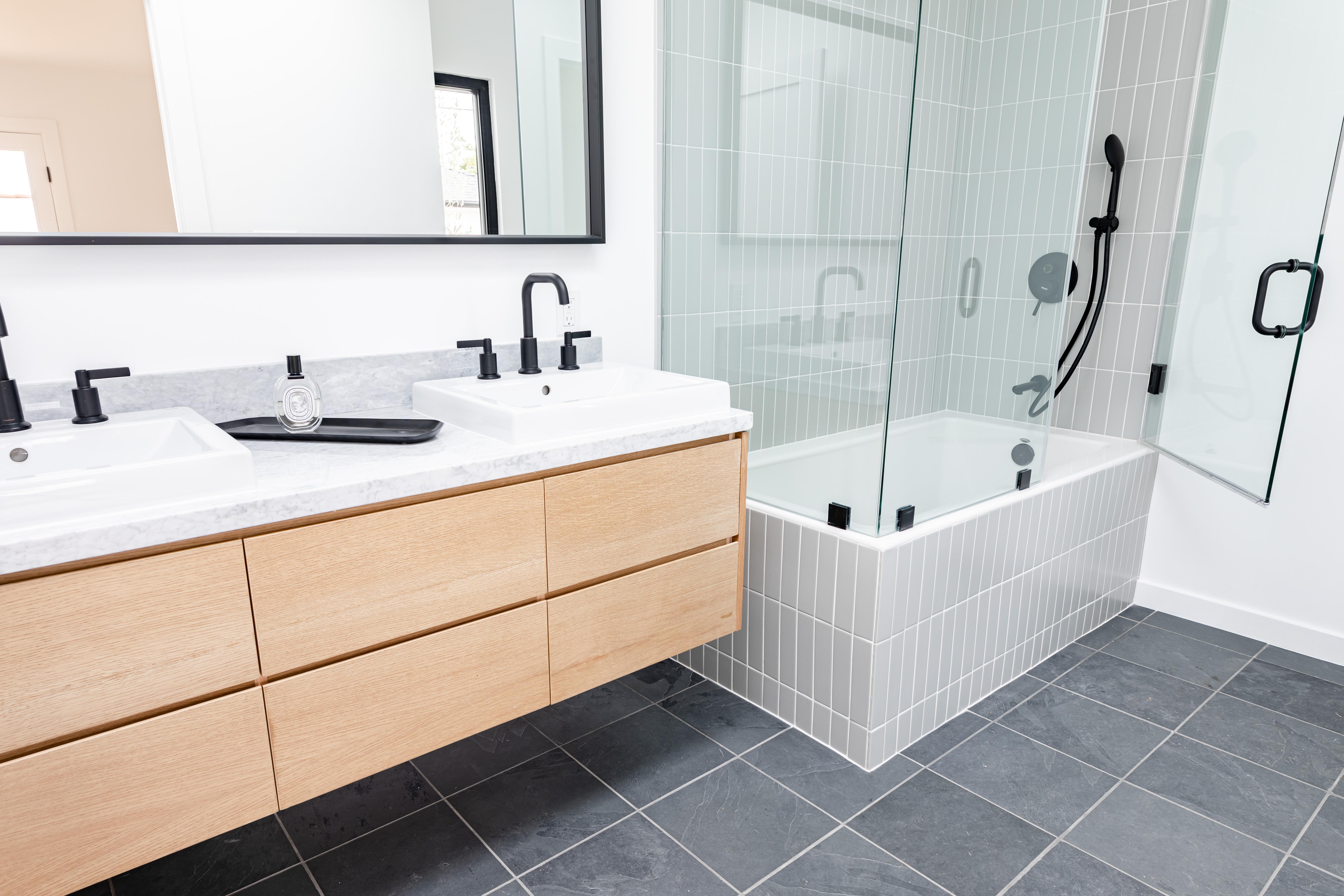 https www hunker com 13725685 floating bathroom vanity what you should know