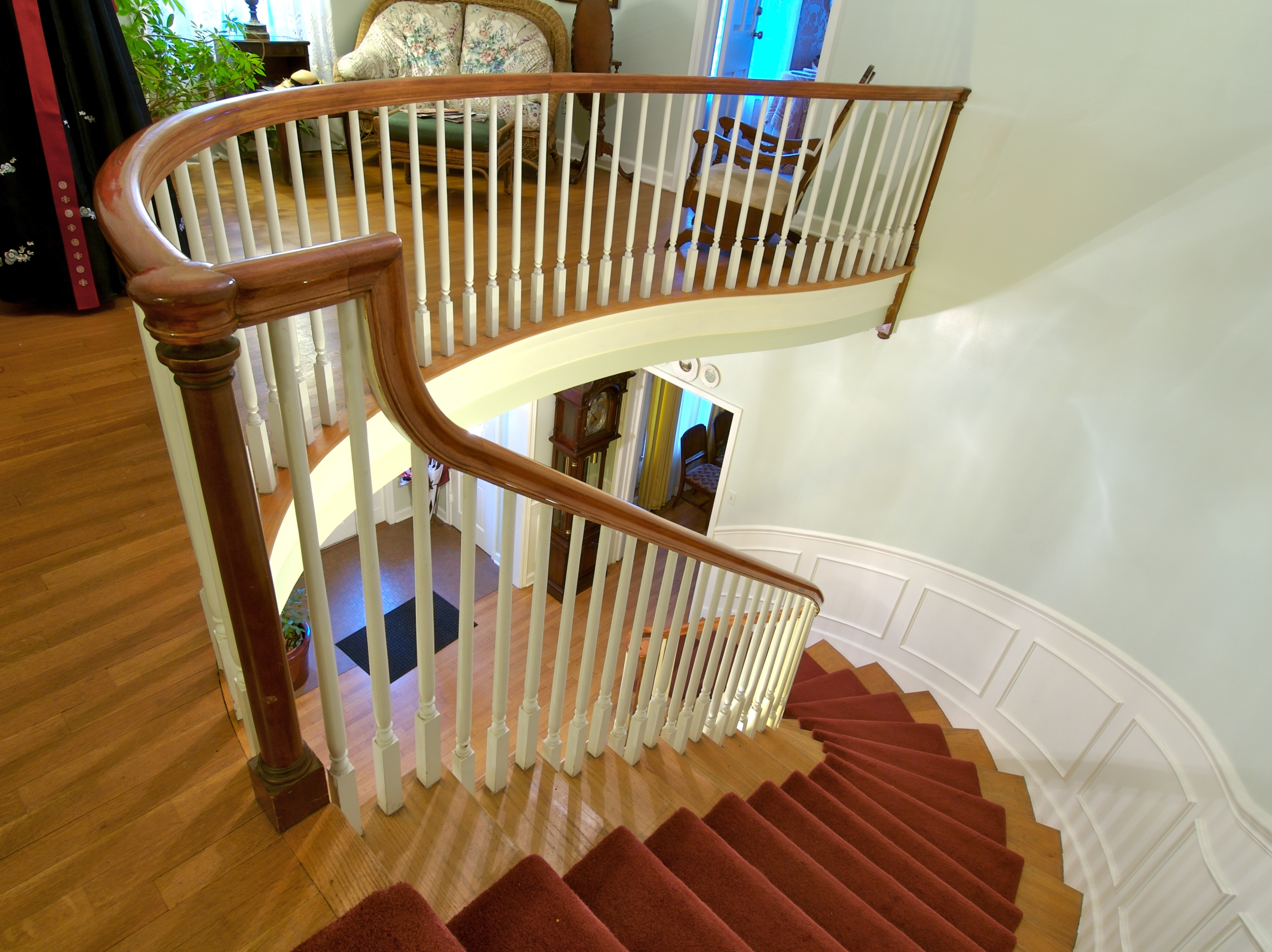 Is A Pad Necessary For A Carpet Runner On Stairs Hunker   Best Carpet Padding For Stairs   Wooden Stairs   Non Slip   Rebond   Stair Tread   Rug