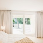 How To Hang Curtains Over Sliding Glass Doors