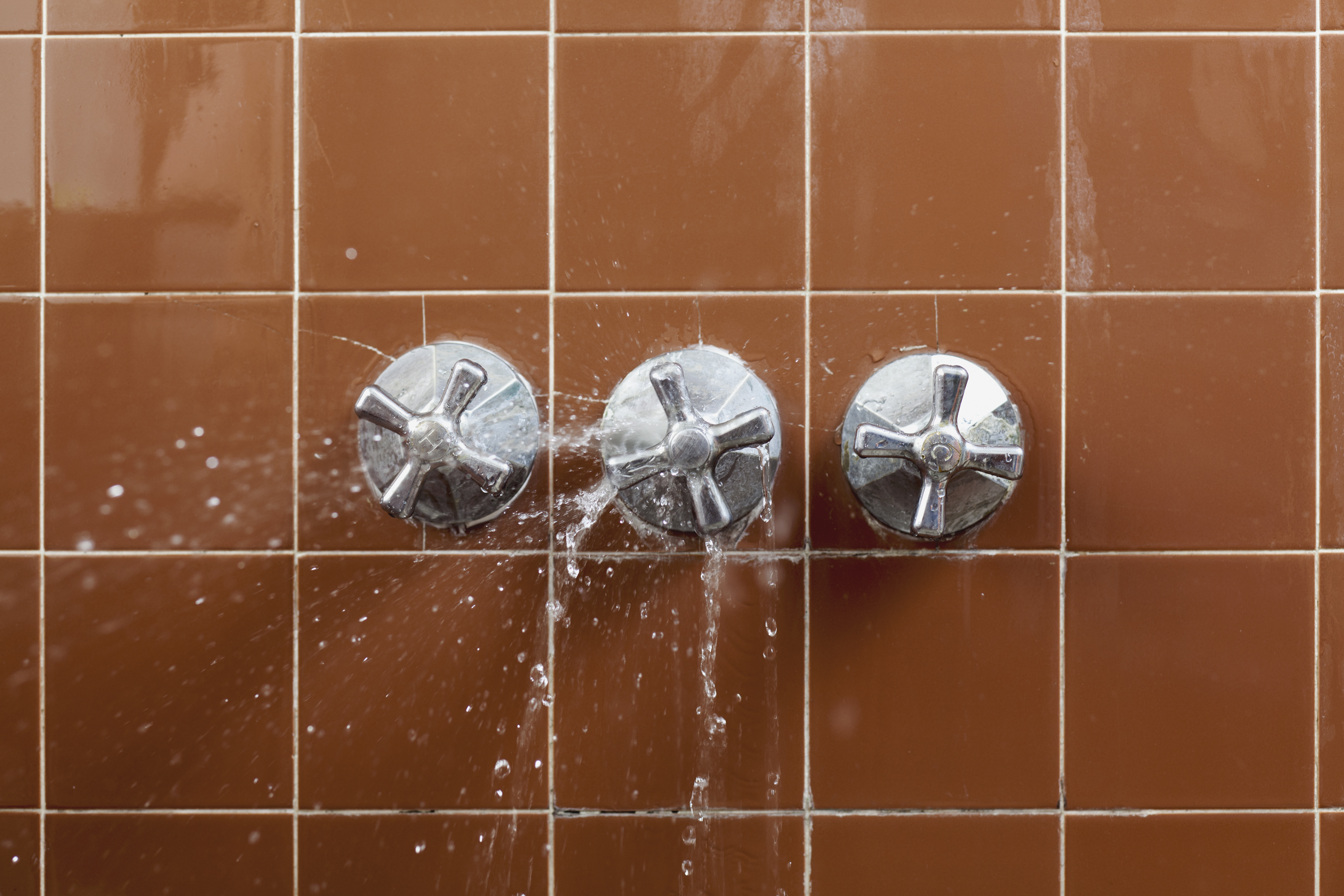 How To Repair A Leaky Three Handle Tub And Shower Faucet