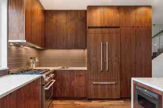 Step By Step Instructions On How To Strip Stain Kitchen