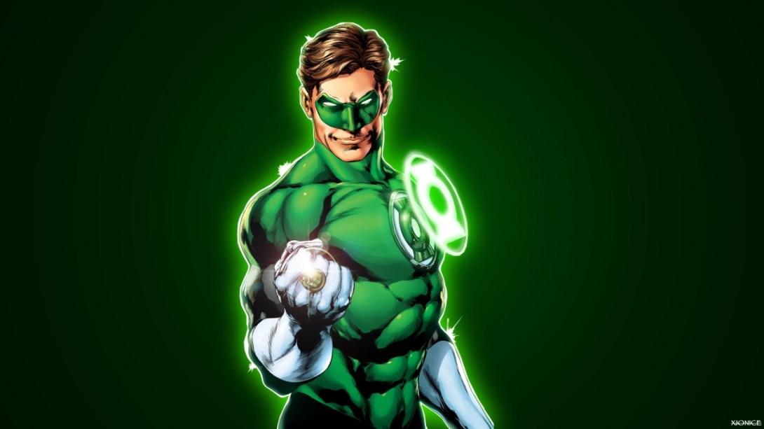 Green Lantern Hale Jordan