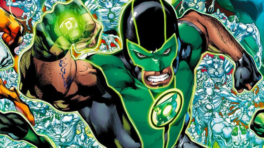 Green Lantern Simon Baz dc comics news