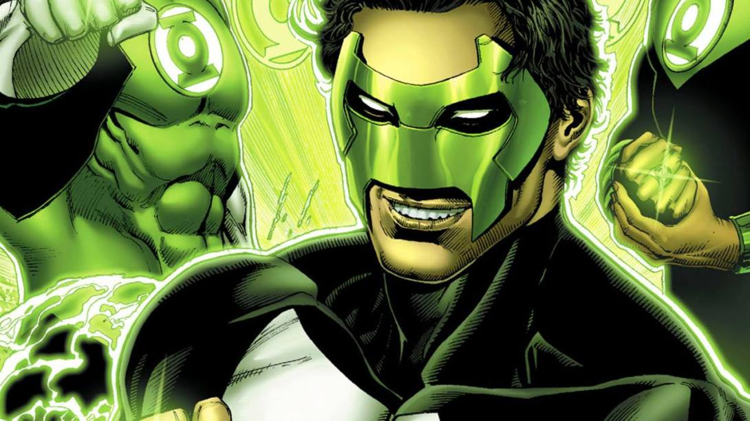 Green Lantern Rayner dc comics news