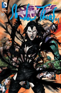 Justice League of America (2013-) - Featuring Shadow Thief7.3-000