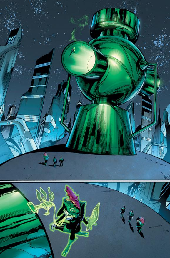 Green Lantern Lights Out1