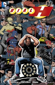 Dial H 15 cover