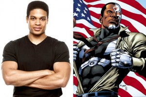 Ray Fisher, the new Cyborg