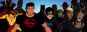 Young Justice...please bring it back!