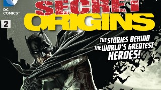 SECRET ORIGINS #2 Cover