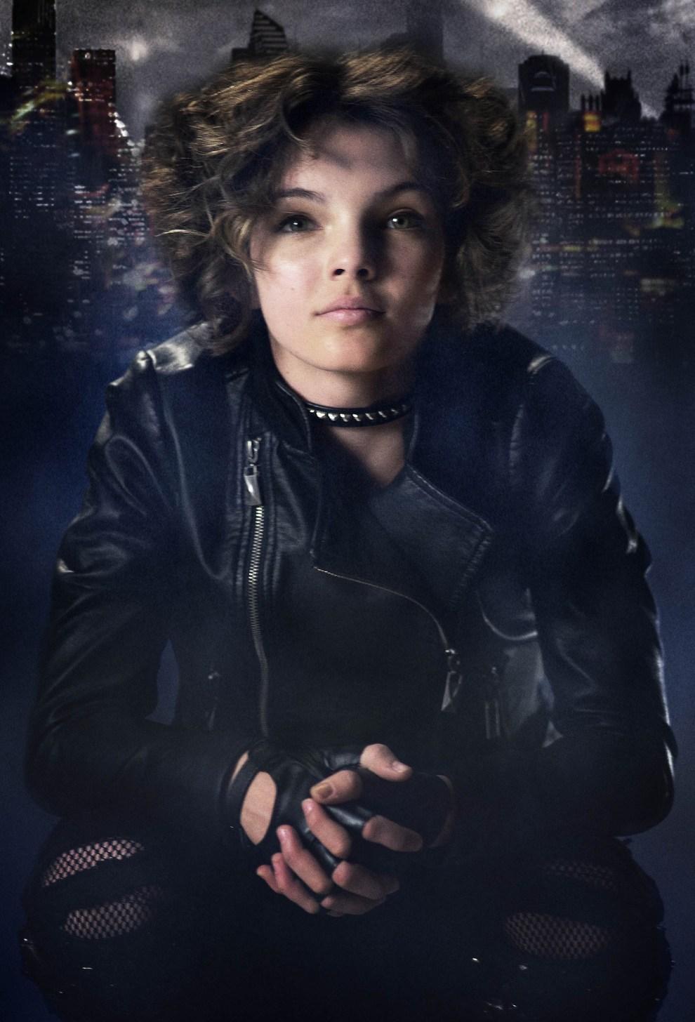 Selina Kyle (a.k.a. Catwoman)