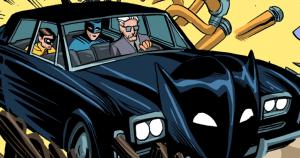 BATMAN '66 #36 B