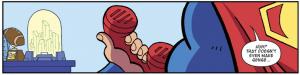 TEEN TITANS GO! #9 - prank calling Superman