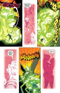 Green Lantern Corps 34 - John breaks down