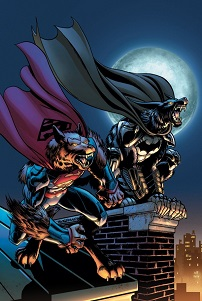 'Batman/Superman #15' by Jon Bogdanove.