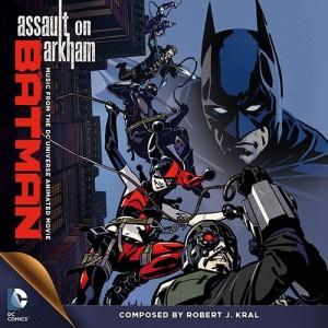 Assault on Arkham soundtrack