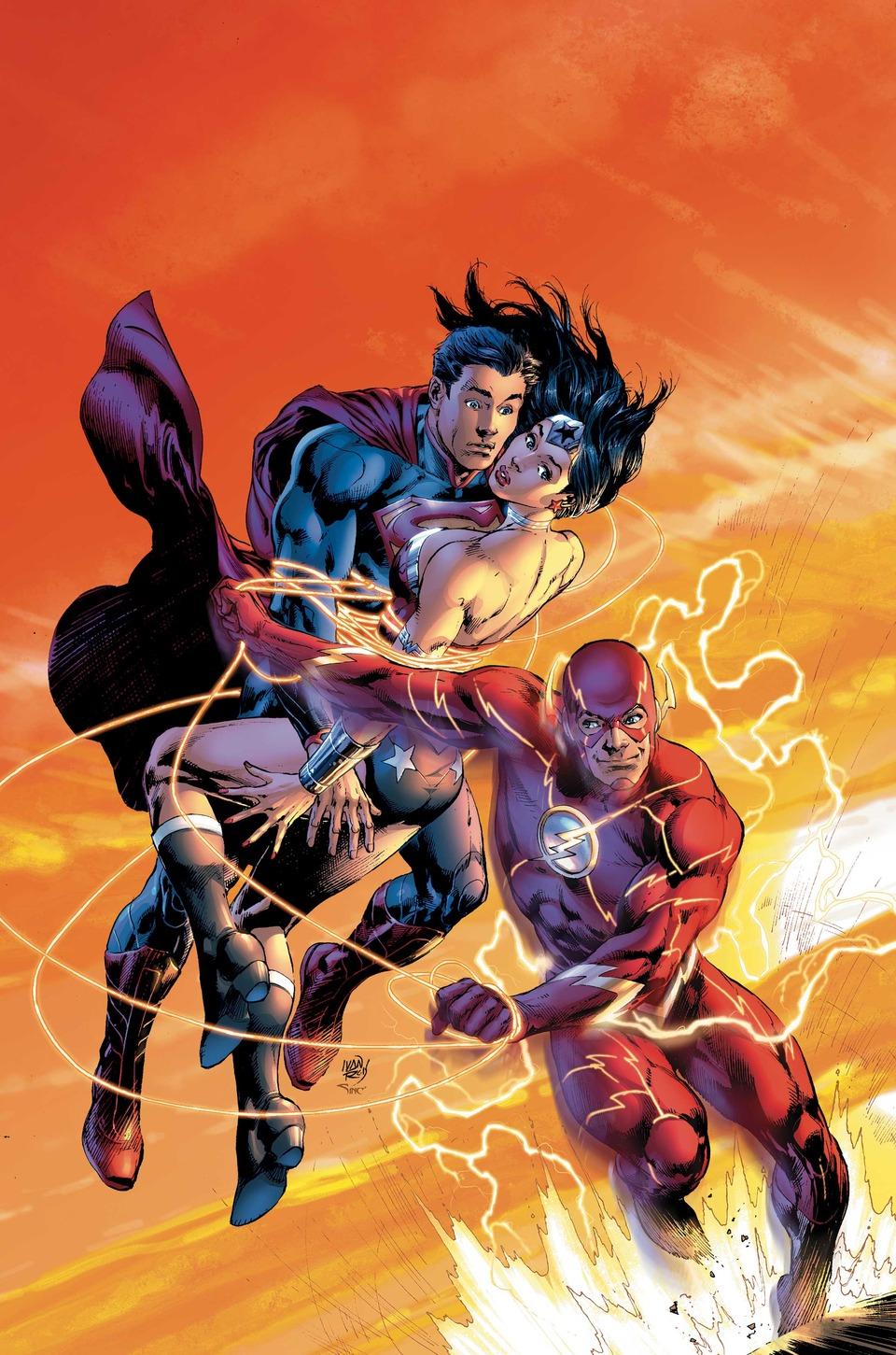 Superman/Wonder Woman #15
