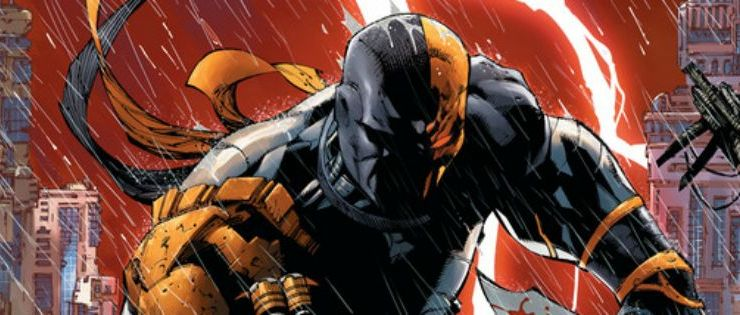 Deathstroke Receives New Solo Series - DC Comics News