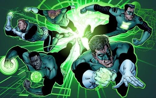2020: Green Lantern