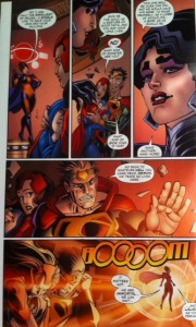 Worlds Finest 27 Apokolips Boom Out
