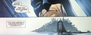 Batman Eternal 34 'not me'