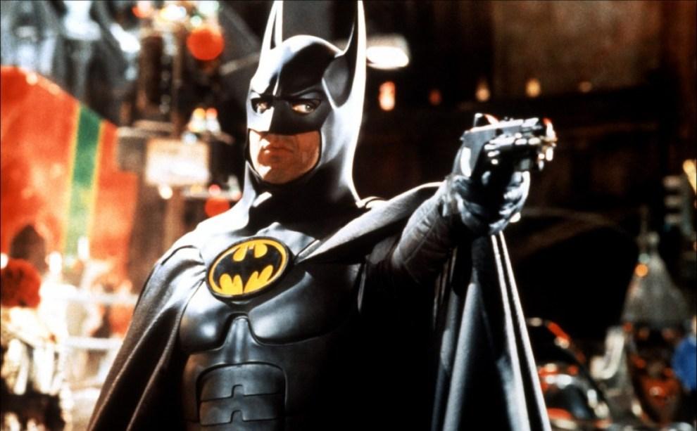 Michael Keaton/Batman