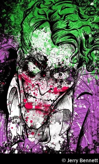 Joker by Jerry Bennett