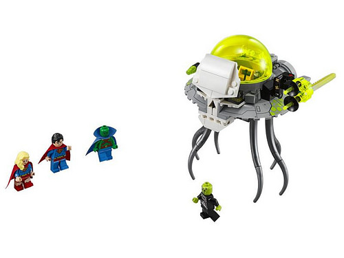 Brainiac Attack Set