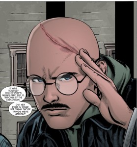 Grayson Annual 1 Bald Dick