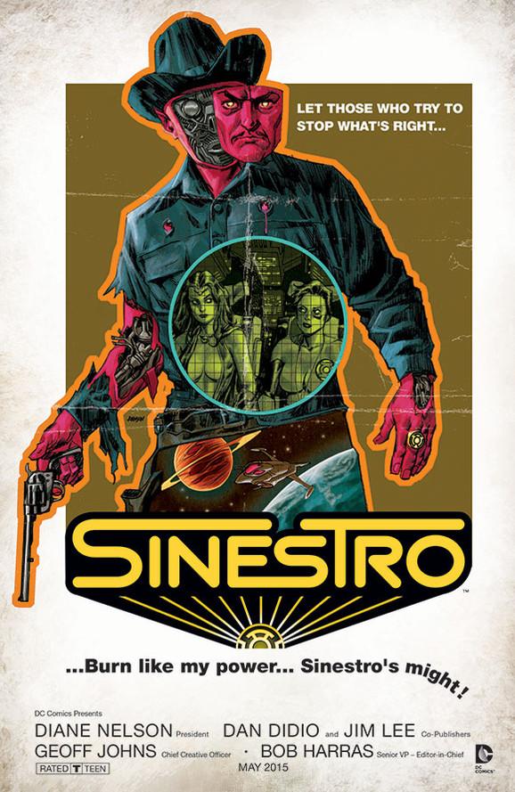 Sinestro/Westworld