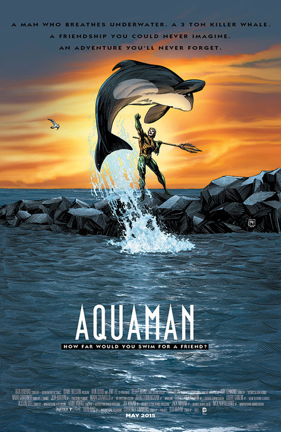 Aquaman/Free Willy