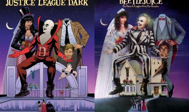 Justice League Dark/Beetlejuice